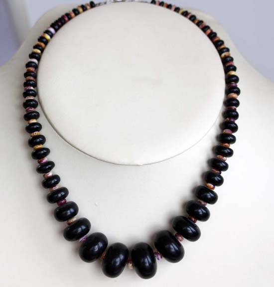 Heishi Beaded Necklace